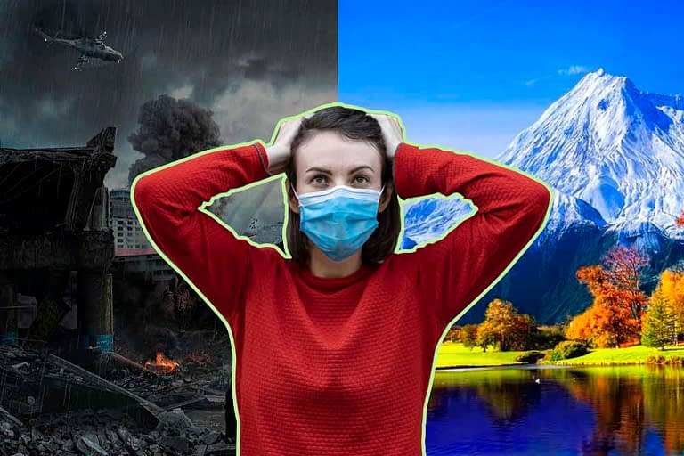 Feeling depressed global pandemic featured